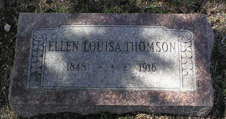 MORSE THOMSON, ELLEN LOUISA - Yavapai County, Arizona | ELLEN LOUISA MORSE THOMSON - Arizona Gravestone Photos