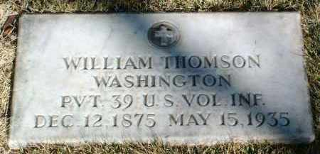 THOMSON, WILLIAM - Yavapai County, Arizona | WILLIAM THOMSON - Arizona Gravestone Photos