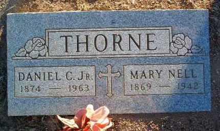 THORNE, DANIEL CONNOR, JR. - Yavapai County, Arizona | DANIEL CONNOR, JR. THORNE - Arizona Gravestone Photos