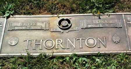 THORNTON, FREDERICK - Yavapai County, Arizona | FREDERICK THORNTON - Arizona Gravestone Photos