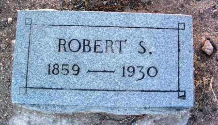 THORNTON, ROBERT C./S. - Yavapai County, Arizona | ROBERT C./S. THORNTON - Arizona Gravestone Photos