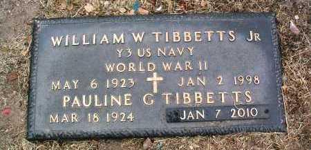 TIBBETTS, PAULINE GRACE - Yavapai County, Arizona | PAULINE GRACE TIBBETTS - Arizona Gravestone Photos
