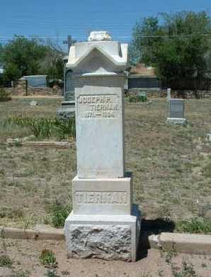 TIERNAN, JOSEPH P. - Yavapai County, Arizona | JOSEPH P. TIERNAN - Arizona Gravestone Photos
