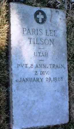 TILTON, PARIS LEE - Yavapai County, Arizona | PARIS LEE TILTON - Arizona Gravestone Photos