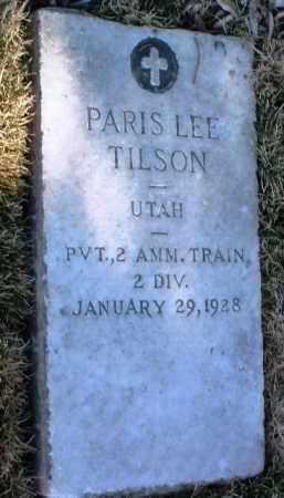 TILTON, PARIS LEE - Yavapai County, Arizona | PARIS LEE TILTON - Arizona Gravestone Photos