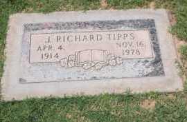 TIPPS, JAMES RICHARD - Yavapai County, Arizona   JAMES RICHARD TIPPS - Arizona Gravestone Photos