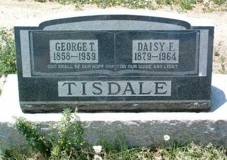 CRAVER TISDALE, DAISY F. - Yavapai County, Arizona | DAISY F. CRAVER TISDALE - Arizona Gravestone Photos