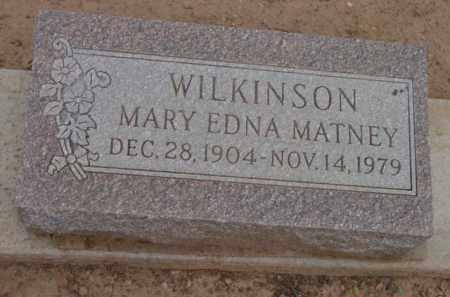MATNEY TISSAW, MARY EDNA - Yavapai County, Arizona | MARY EDNA MATNEY TISSAW - Arizona Gravestone Photos
