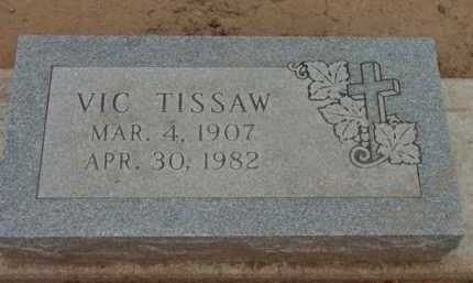 TISSAW, VICTOR JOSHUA (VIC) - Yavapai County, Arizona | VICTOR JOSHUA (VIC) TISSAW - Arizona Gravestone Photos