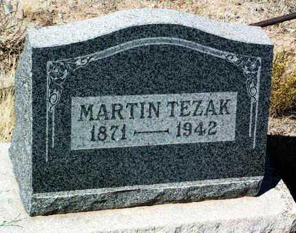 TIZAK, MARTIN - Yavapai County, Arizona | MARTIN TIZAK - Arizona Gravestone Photos