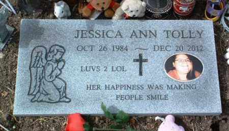 TOLLY, JESSICA ANN - Yavapai County, Arizona | JESSICA ANN TOLLY - Arizona Gravestone Photos
