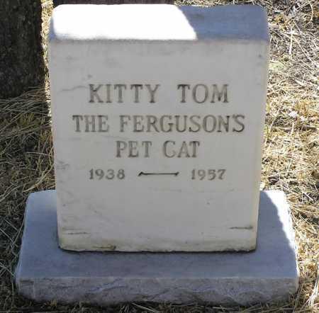 TOM, KITTY - Yavapai County, Arizona | KITTY TOM - Arizona Gravestone Photos