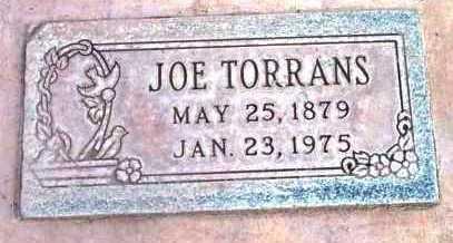 TORRANS, JOE - Yavapai County, Arizona | JOE TORRANS - Arizona Gravestone Photos