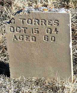 TORRES, CISCO - Yavapai County, Arizona | CISCO TORRES - Arizona Gravestone Photos