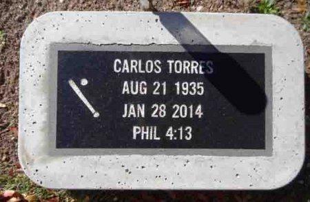 TORRES, CARLOS - Yavapai County, Arizona | CARLOS TORRES - Arizona Gravestone Photos