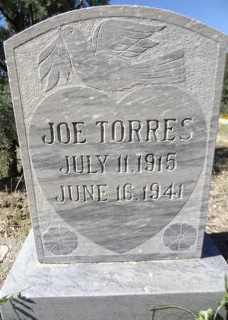 TORRES, JOE (JOSEPH) - Yavapai County, Arizona   JOE (JOSEPH) TORRES - Arizona Gravestone Photos
