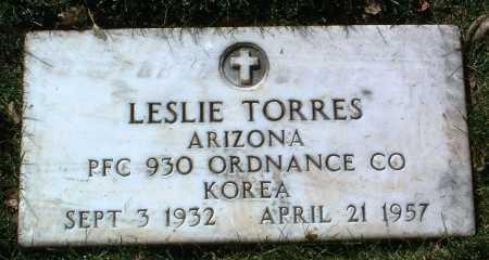 TORRES, LESLIE - Yavapai County, Arizona   LESLIE TORRES - Arizona Gravestone Photos