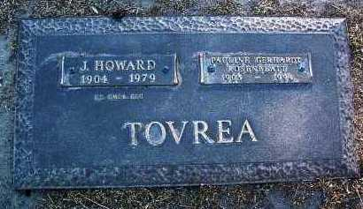 ROSENBLATT TOVREA, P. - Yavapai County, Arizona | P. ROSENBLATT TOVREA - Arizona Gravestone Photos