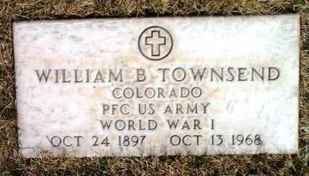 TOWNSEND, WILLIAM BRYAN - Yavapai County, Arizona | WILLIAM BRYAN TOWNSEND - Arizona Gravestone Photos