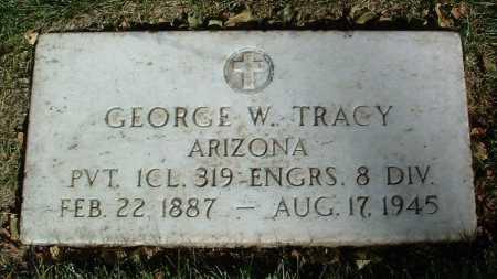 TRACY, GEORGE W. - Yavapai County, Arizona   GEORGE W. TRACY - Arizona Gravestone Photos