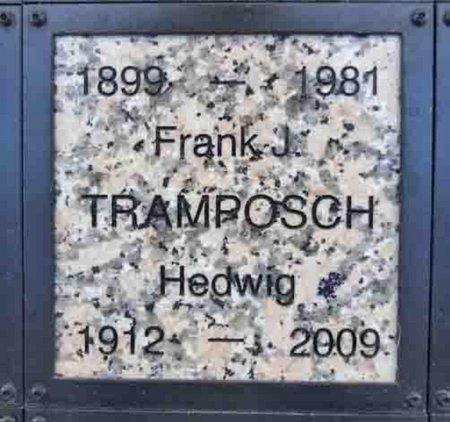 TRAMPOSCH, FRANK J. - Yavapai County, Arizona | FRANK J. TRAMPOSCH - Arizona Gravestone Photos