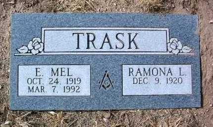 TRASK, RAMONA L. - Yavapai County, Arizona | RAMONA L. TRASK - Arizona Gravestone Photos