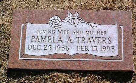 TRAVERS, PAMELA ANN - Yavapai County, Arizona | PAMELA ANN TRAVERS - Arizona Gravestone Photos