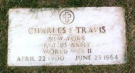 TRAVIS, CHARLES  EDWARD - Yavapai County, Arizona | CHARLES  EDWARD TRAVIS - Arizona Gravestone Photos