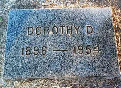 DAY TRAVIS, DOROTHY SARAH - Yavapai County, Arizona   DOROTHY SARAH DAY TRAVIS - Arizona Gravestone Photos