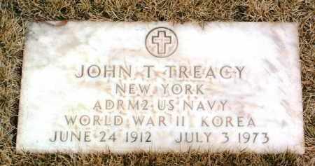 TREACY, JOHN T. - Yavapai County, Arizona | JOHN T. TREACY - Arizona Gravestone Photos