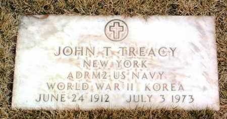 TREACY, JOHN T. - Yavapai County, Arizona | JOHN T. TREACY - Arizona Gravestone Photos