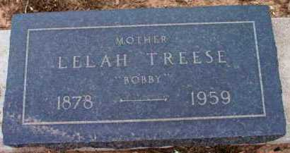 TREESE, LELAH M. (BOBBY) - Yavapai County, Arizona | LELAH M. (BOBBY) TREESE - Arizona Gravestone Photos