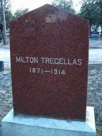 TREGELLAS, MILTON - Yavapai County, Arizona | MILTON TREGELLAS - Arizona Gravestone Photos