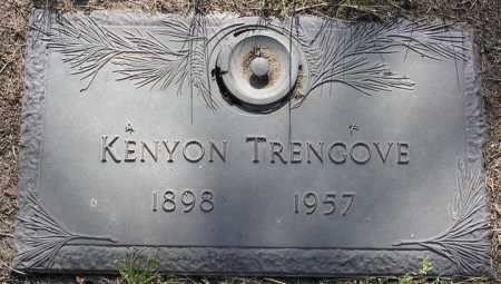 TRENGOVE, ALFRED KENYON - Yavapai County, Arizona | ALFRED KENYON TRENGOVE - Arizona Gravestone Photos
