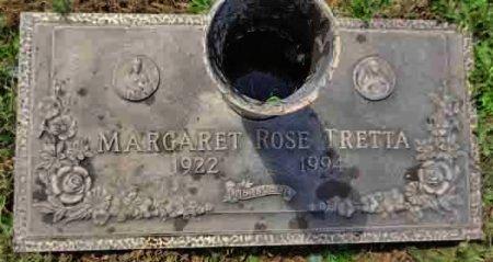 DAVIS TRETTA, MARGARET ROSE - Yavapai County, Arizona   MARGARET ROSE DAVIS TRETTA - Arizona Gravestone Photos