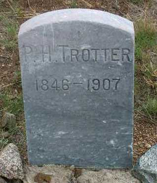 TROTTER, PHILIP H. - Yavapai County, Arizona | PHILIP H. TROTTER - Arizona Gravestone Photos