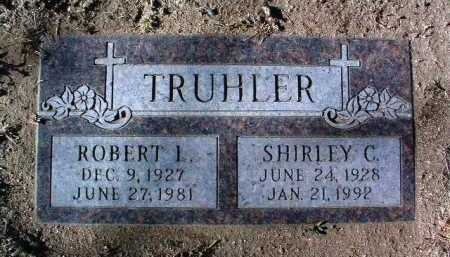 LEBO TRUHLER, SHIRLEY CECIELIA - Yavapai County, Arizona | SHIRLEY CECIELIA LEBO TRUHLER - Arizona Gravestone Photos