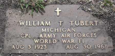 TUBERT, WILLIAM THOMAS - Yavapai County, Arizona | WILLIAM THOMAS TUBERT - Arizona Gravestone Photos