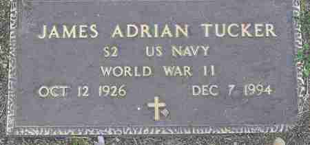 TUCKER, JAMES ADRIAN - Yavapai County, Arizona | JAMES ADRIAN TUCKER - Arizona Gravestone Photos