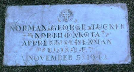 TUCKER, NORMAN GEORGE - Yavapai County, Arizona   NORMAN GEORGE TUCKER - Arizona Gravestone Photos