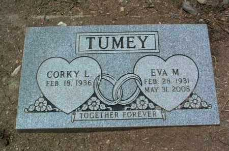 TUMEY, EVA MAE - Yavapai County, Arizona | EVA MAE TUMEY - Arizona Gravestone Photos