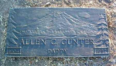 GUNTER, ALLEN CHRISTPHER - Yavapai County, Arizona | ALLEN CHRISTPHER GUNTER - Arizona Gravestone Photos