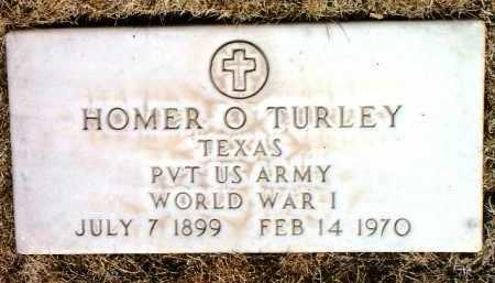 TURLEY, HOMER O. - Yavapai County, Arizona   HOMER O. TURLEY - Arizona Gravestone Photos