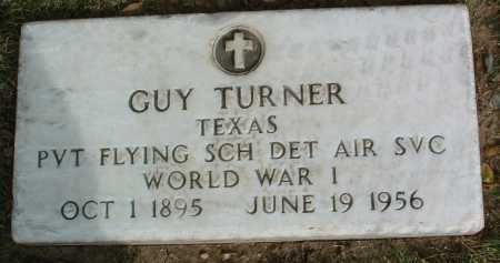 TURNER, GUY - Yavapai County, Arizona | GUY TURNER - Arizona Gravestone Photos