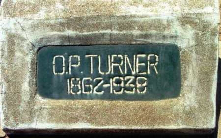TURNER, OATS PANKEY - Yavapai County, Arizona | OATS PANKEY TURNER - Arizona Gravestone Photos