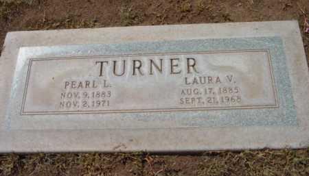 TURNER, LAURA V. - Yavapai County, Arizona | LAURA V. TURNER - Arizona Gravestone Photos