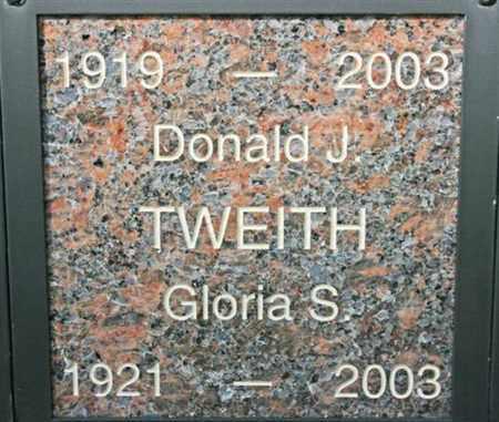 STELTING TWEITH, GLORIA I. - Yavapai County, Arizona   GLORIA I. STELTING TWEITH - Arizona Gravestone Photos