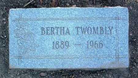 TWOMBLY, BERTHA MAY - Yavapai County, Arizona | BERTHA MAY TWOMBLY - Arizona Gravestone Photos