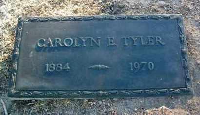 TYLER, CAROLYN ELEANOR - Yavapai County, Arizona | CAROLYN ELEANOR TYLER - Arizona Gravestone Photos