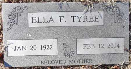 WINN TYREE, ELLA FLORINE - Yavapai County, Arizona | ELLA FLORINE WINN TYREE - Arizona Gravestone Photos